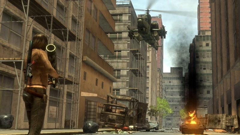 Mercenaries 2: World in Flames for PlayStation 2 image