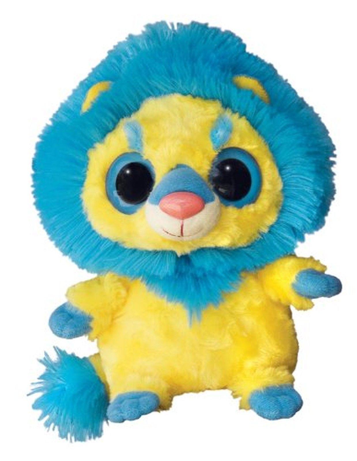 "Aurora World YooHoo & Friends: Atlas the Lion - 8"" Plush image"