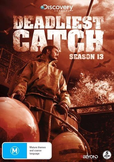 Deadliest Catch - Season 13 on DVD image
