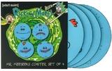Rick and Morty - Mr Meeseeks Coaster Set