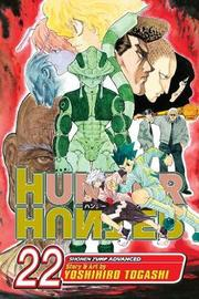 Hunter X Hunter, Volume 22 by Yoshihiro Togashi image