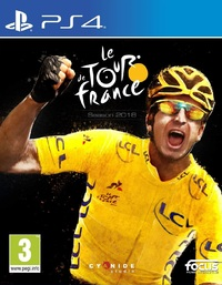 Tour de France 2018 for PS4