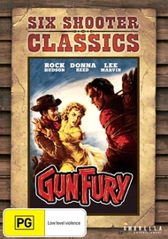 Gun Fury (Six Shooter Classics) on DVD