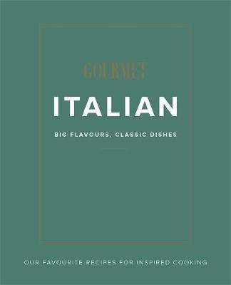 Gourmet Traveller Italian by Gourmet Traveller