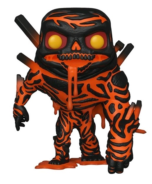 Spider-Man: FFH - Molten Man Pop! Vinyl Figure