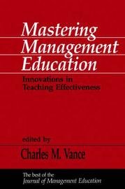 Mastering Management Education image