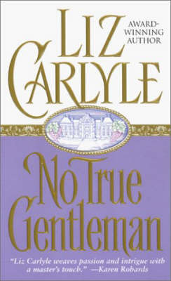 No True Gentleman by Liz Carlyle image