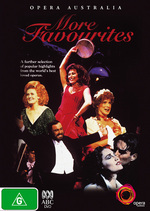 Opera Australia - More Favourites on DVD