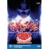 The Grunt! Wrestling Movie on DVD