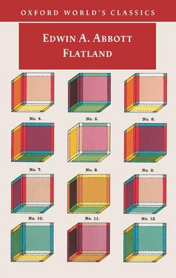Flatland: A Romance of Many Dimensions by Edwin A Abbott