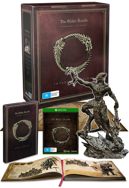 Elder Scrolls: Online Imperial Collector's Edition | Xbox One | Buy