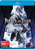 Attack on Titan - Collection 2 on Blu-ray
