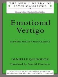 Emotional Vertigo by Danielle Quinodoz