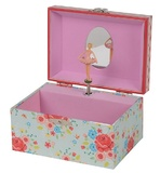 Tiger Tribe: English Rose Jewellery Box - Medium