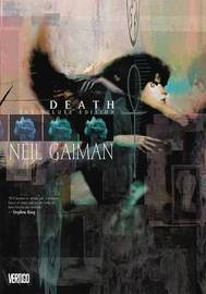 Death: The Deluxe Edition HC by Neil Gaiman