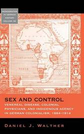 Sex and Control by Daniel Joseph Walther