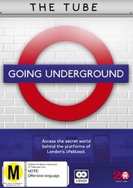 The Tube: Going Underground on DVD