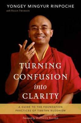 Turning Confusion Into Clarity by Yongey Mingyur