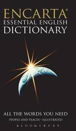 Encarta Essential English Dictionary by Bloomsbury Publishing image