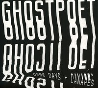 Dark Days + Canapés (LP) by Ghostpoet image