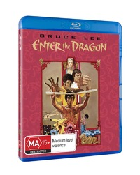 Enter The Dragon on Blu-ray image