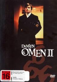 Omen II - Damien on DVD image