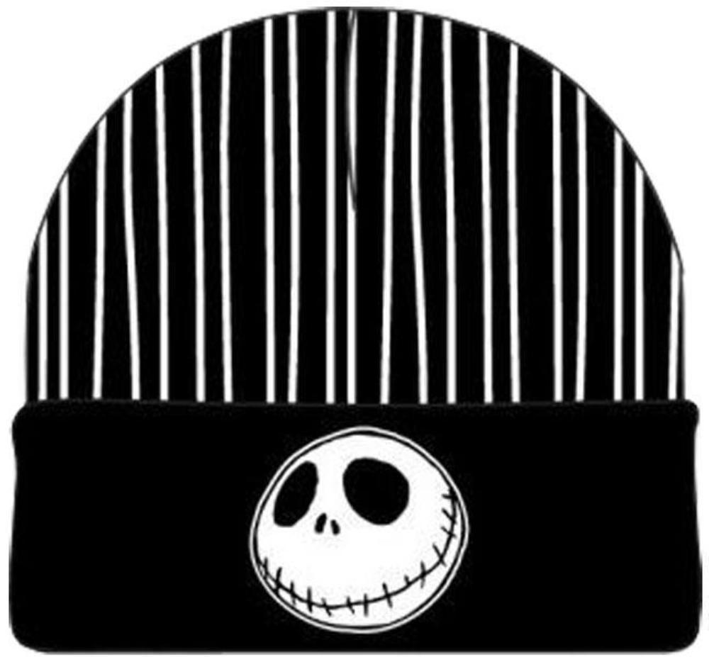 NBX: Jack Skellington - Knit Beanie image