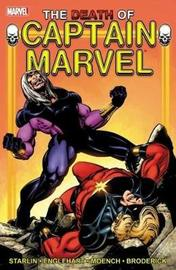 The Death Of Captain Marvel by Marvel Comics