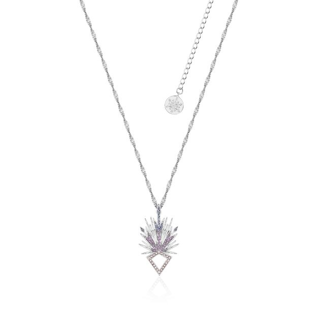 Couture Kingdom: Frozen II Elsa Ice Crystal Necklace