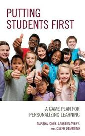 Putting Students First by Marsha Jones