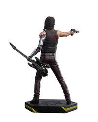 "Cyberpunk 2077: Johnny Silverhand - 8"" Statue image"