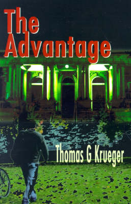 The Advantage by Thomas G. Krueger image
