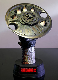 Predator 2 - 1:1 Scale Cutting Disc (Limited to 1000 worldwide!) image