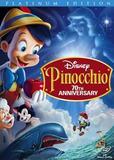Pinocchio (1940) - 70th Anniversary: Platinum Edition DVD