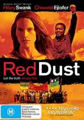 Red Dust on DVD