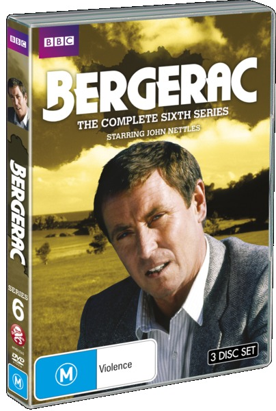 Bergerac - The Complete Sixth Series on DVD image