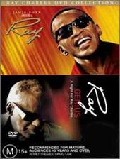 Ray / Genius: Double Feature (3 Disc Set) on DVD