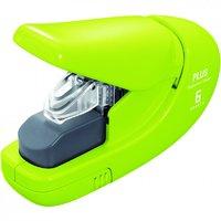 Plus Staple-Free Stapler - Green