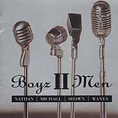 Nathan, Michael, Shawn, Wanya by Boyz II Men