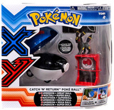 XY Pokémon Clip 'n Return Poke Ball - Umbreon