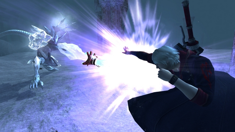 Devil May Cry 4 for Xbox 360 image