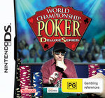 World Championship Poker Deluxe Series for Nintendo DS