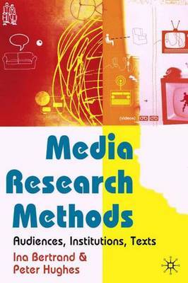 Media Research Methods by Ina Bertrand image