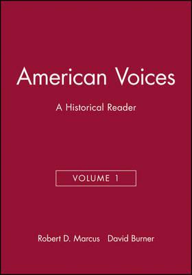 American Voices, Volume 1