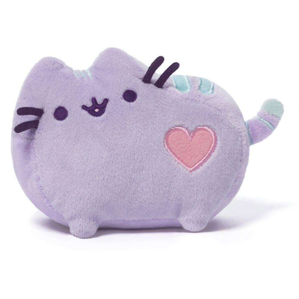 Pusheen Pastel Purple Plush - Small image