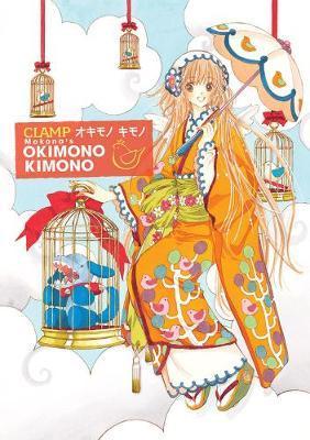Okimono Kimono by Mokona