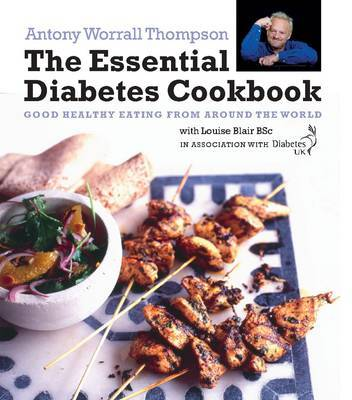 Essential Diabetes Cookbook by Antony Worrall Thompson image