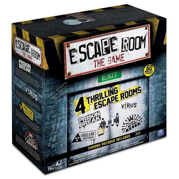 Escape Room - The Board Game