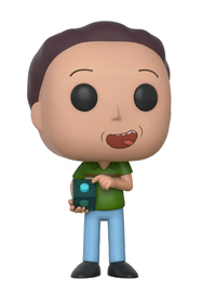 Rick & Morty – Jerry Pop! Vinyl Figure image