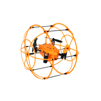 Helimax: Mini Skywalker - Wall Climbing Drone